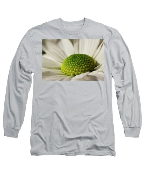 Dramatic Daisy Long Sleeve T-Shirt