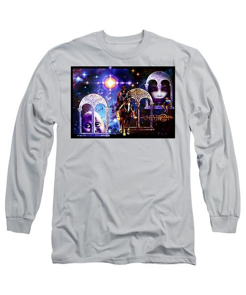 Dream  Rider Long Sleeve T-Shirt