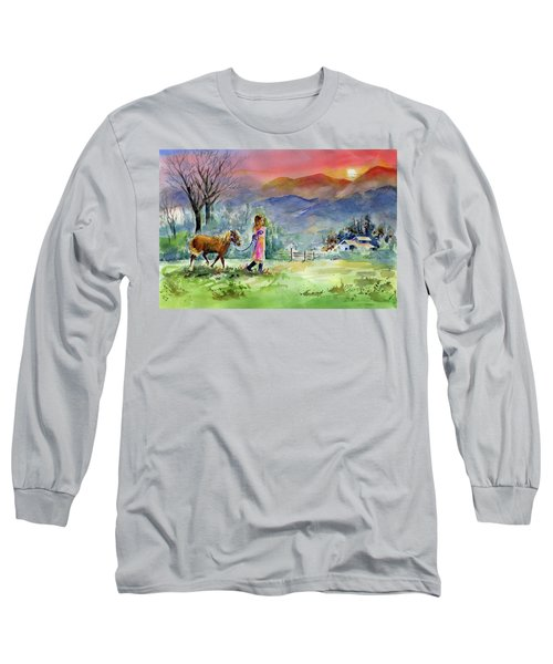 Dreaming Big Long Sleeve T-Shirt