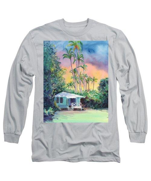 Dreams Of Kauai Long Sleeve T-Shirt