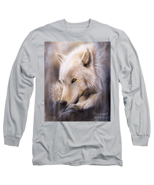 Dreamscape - Wolf Long Sleeve T-Shirt
