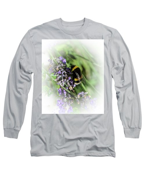 Dreamy Bumble Bee Long Sleeve T-Shirt