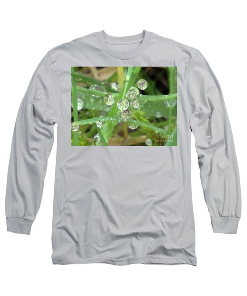 Dreamy Morning 5 Long Sleeve T-Shirt