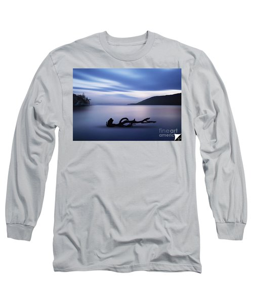 Long Sleeve T-Shirt featuring the photograph Driftwood by Jim  Hatch