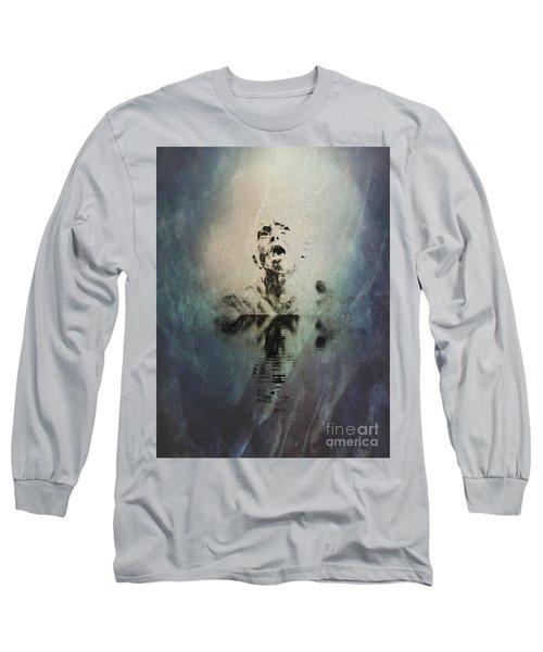 Drowning In Sorrow II Long Sleeve T-Shirt
