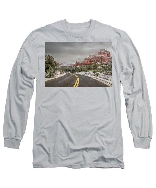 Boynton Canyon Road Long Sleeve T-Shirt