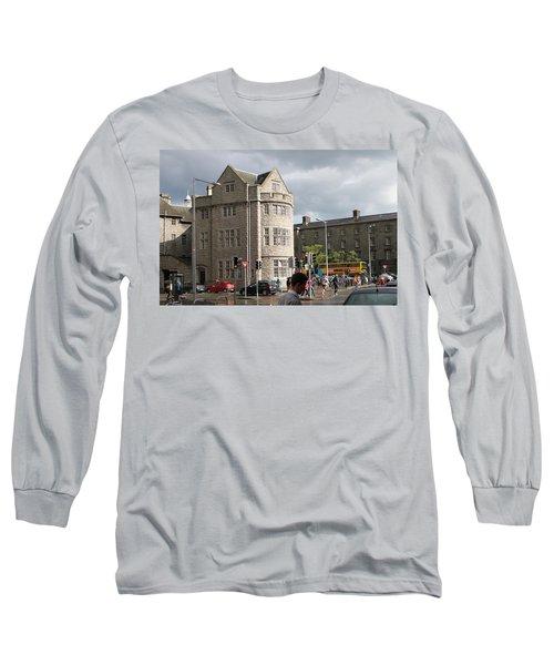 Dublin Near Pearse Street Long Sleeve T-Shirt