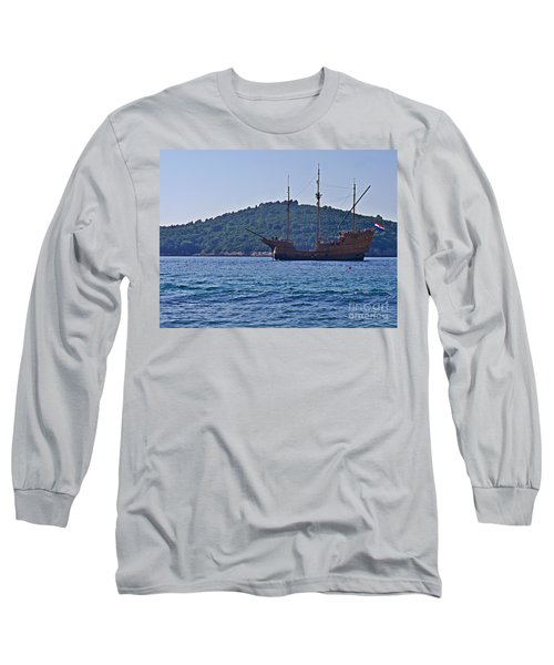 Dubrovniks Game Of Thrones  Long Sleeve T-Shirt
