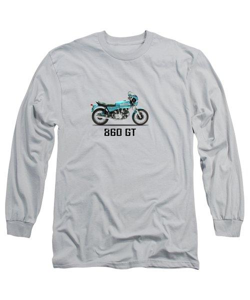 Ducati 860 Gt 1975 Long Sleeve T-Shirt