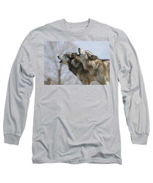 Duet Howl Long Sleeve T-Shirt