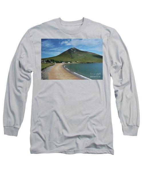 Dugort Beach Achill Long Sleeve T-Shirt
