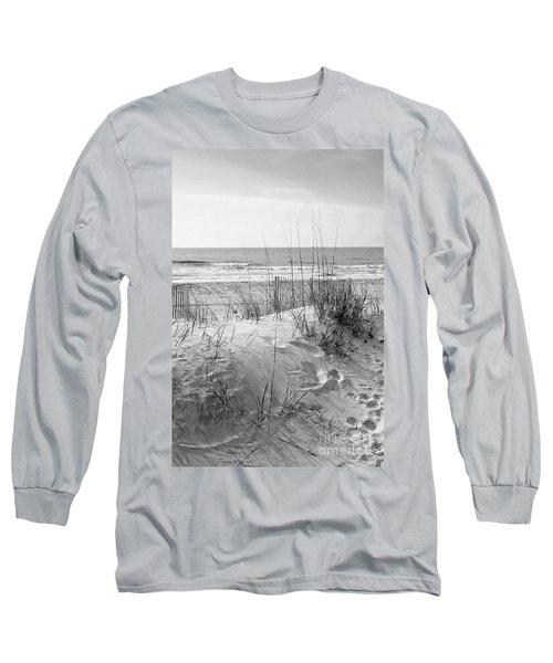 Dune - Black And White Long Sleeve T-Shirt