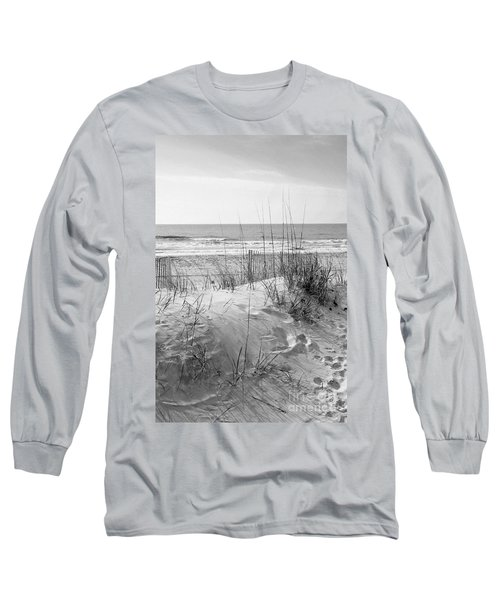 Dune - Black And White Long Sleeve T-Shirt