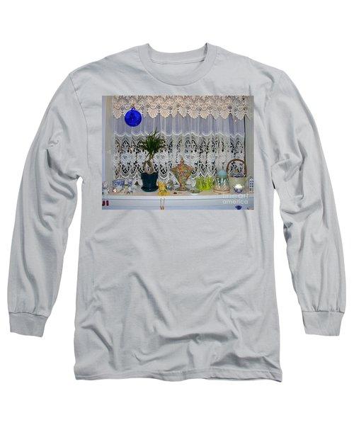 Dutch Lace Long Sleeve T-Shirt