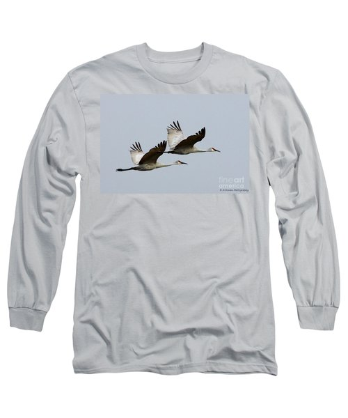 Dynamic Duo Long Sleeve T-Shirt