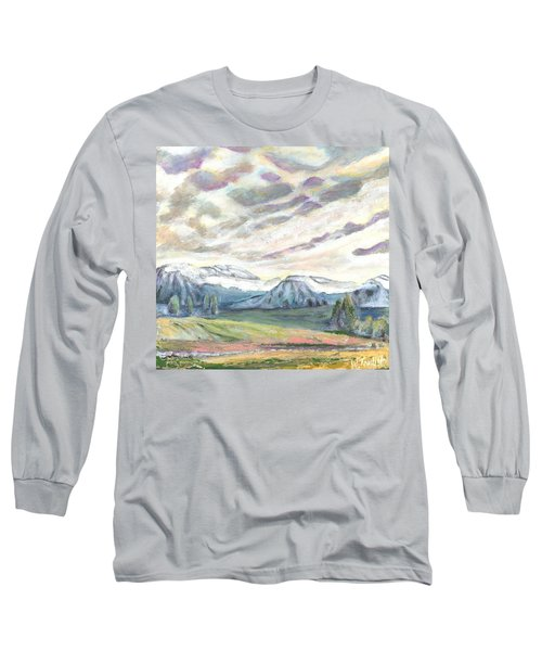 Eager Expectation Long Sleeve T-Shirt