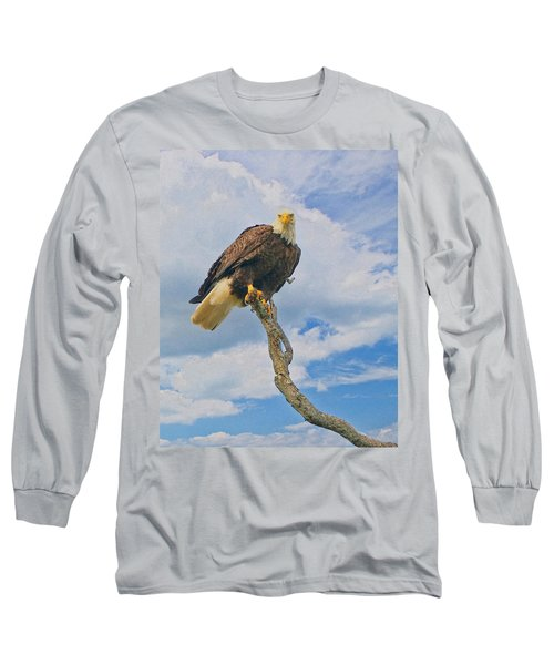 Eagle Eyes Long Sleeve T-Shirt