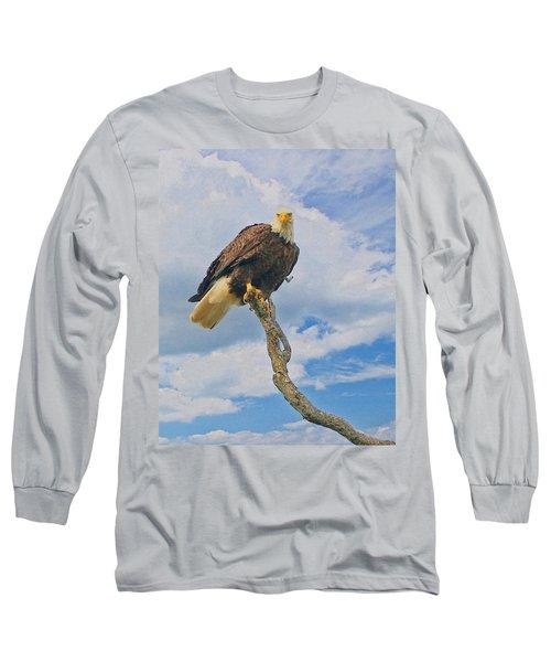 Eagle Eyes Long Sleeve T-Shirt