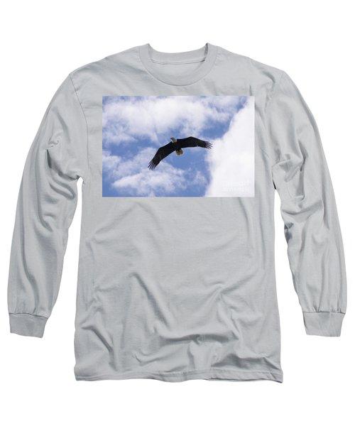 Eagle Flight Long Sleeve T-Shirt