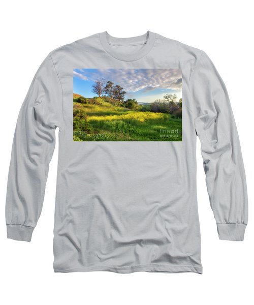 Eagle Grove At Lake Casitas In Ventura County, California Long Sleeve T-Shirt