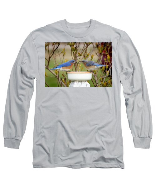 Early Bird Breakfast For Two Long Sleeve T-Shirt