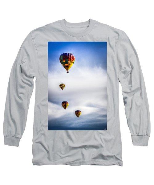 Early Morning Flight Long Sleeve T-Shirt