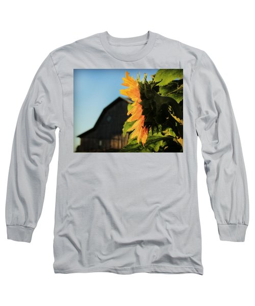 Long Sleeve T-Shirt featuring the photograph Early One Morning by Chris Berry