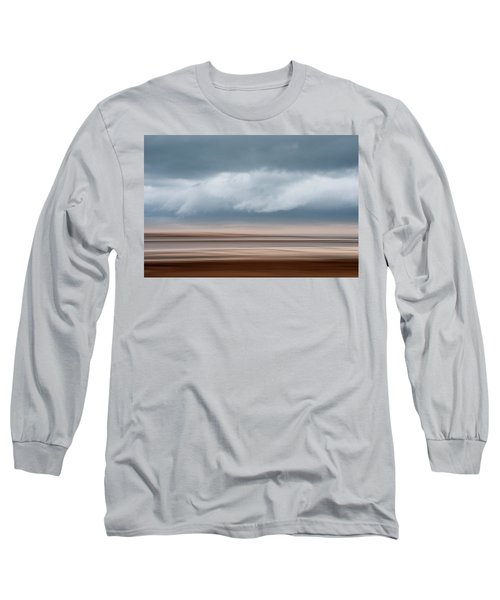 Early Winter At Sandy Neck Long Sleeve T-Shirt