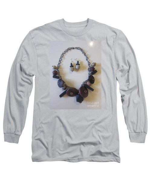 Earth 4 Long Sleeve T-Shirt