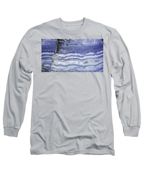 Earth Portrait 001-68 Long Sleeve T-Shirt