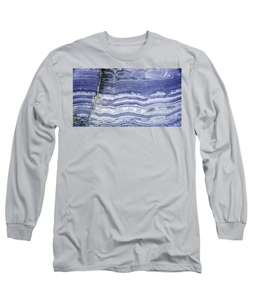 Earth Portrait 001-68 Long Sleeve T-Shirt