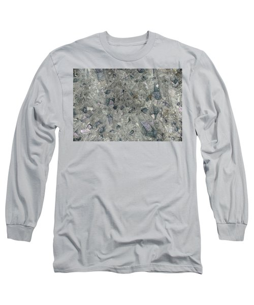 Earth Portrait 158 Long Sleeve T-Shirt