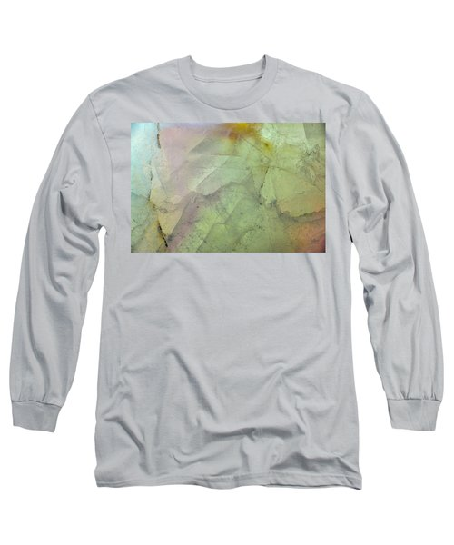 Earth Portrait 284 Long Sleeve T-Shirt