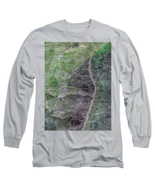 Earth Portrait 294 Long Sleeve T-Shirt