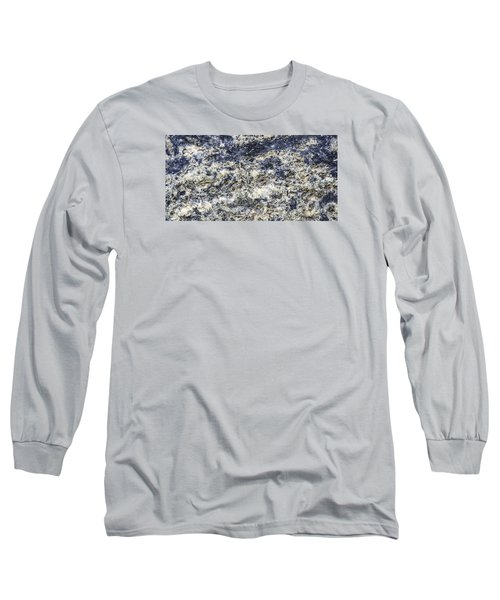 Earth Portrait L5 Long Sleeve T-Shirt