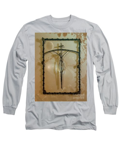 Long Sleeve T-Shirt featuring the photograph Easter Remembrance II by Al Bourassa
