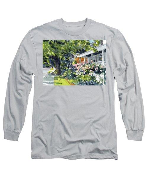 Edenton Floral Long Sleeve T-Shirt