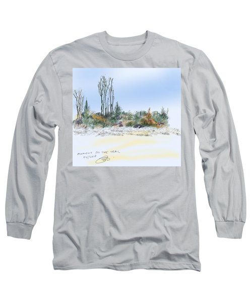 Edge Of The Okefenokee Long Sleeve T-Shirt