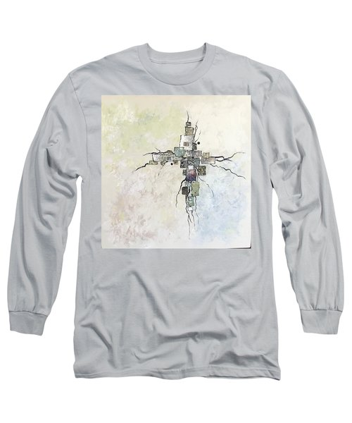 Edgy Long Sleeve T-Shirt