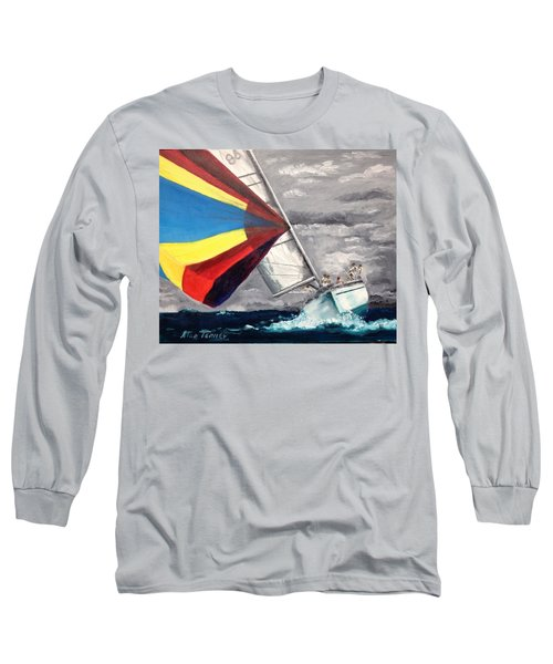 Eighty-six Long Sleeve T-Shirt by Stan Tenney