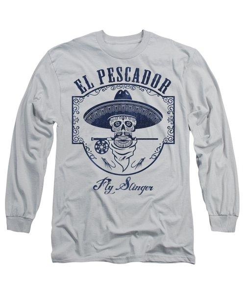 El Pescador Long Sleeve T-Shirt