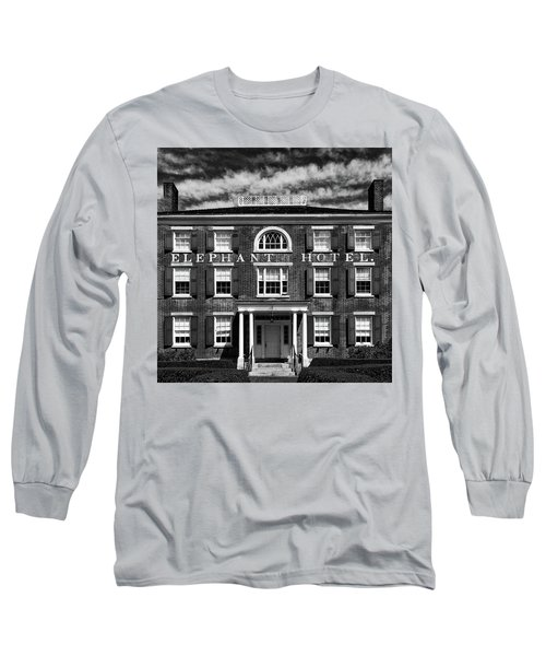 Elephant Hotel Long Sleeve T-Shirt