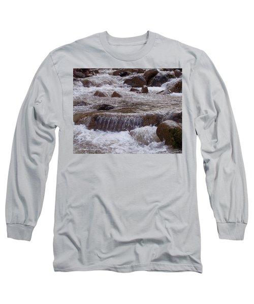 Ellenville Waterfall Long Sleeve T-Shirt