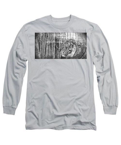 Elusive Nature Long Sleeve T-Shirt