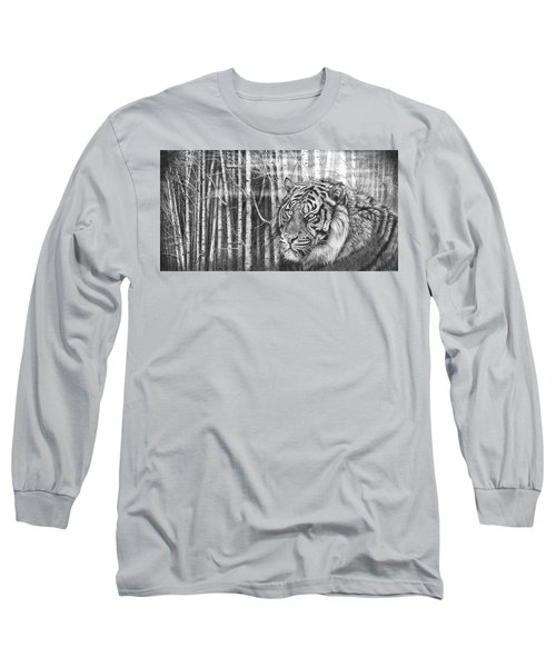 Elusive Nature Long Sleeve T-Shirt