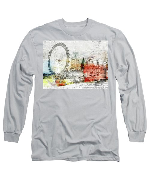Embrace Life Long Sleeve T-Shirt