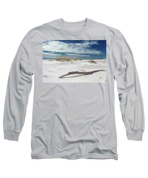 Emerald Coast Beauty Long Sleeve T-Shirt
