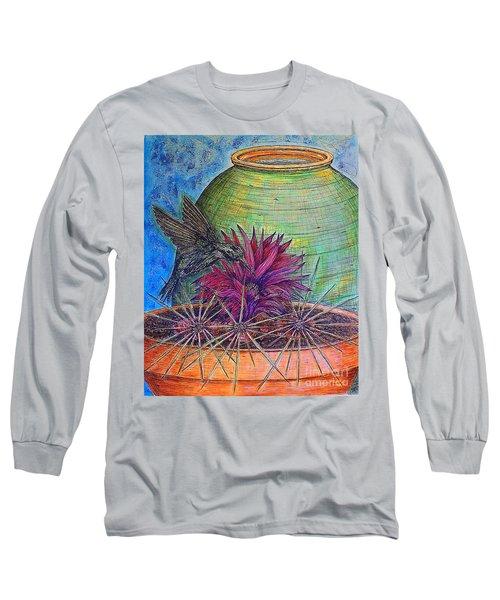 En Route Long Sleeve T-Shirt by Kim Jones