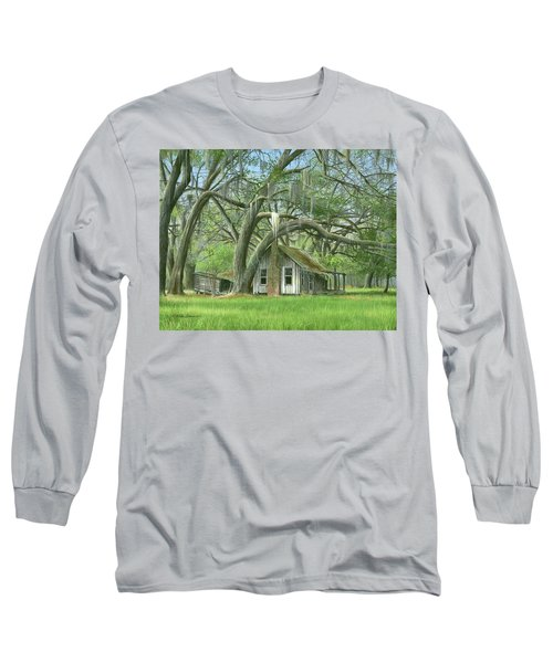 English Eddie Oaks  Long Sleeve T-Shirt