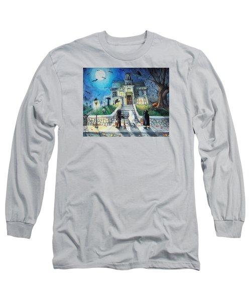 Enter If You Dare Long Sleeve T-Shirt